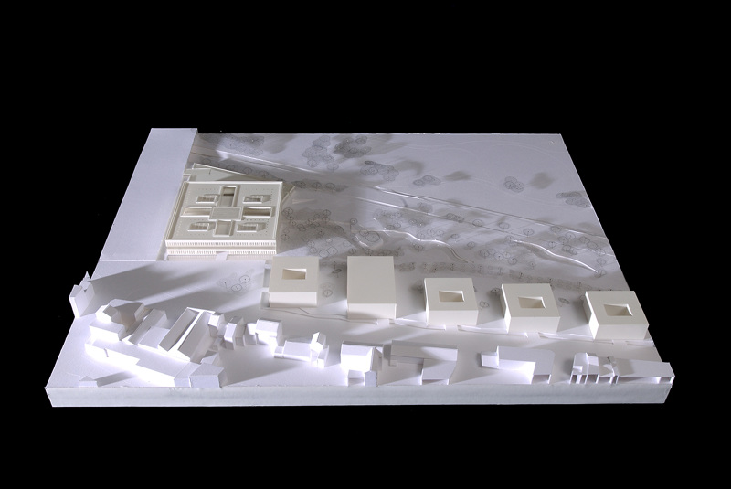 cit des m tiers lille 59 maryl ne gallon architectes. Black Bedroom Furniture Sets. Home Design Ideas